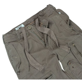 Pantaloni Uomo SURPLUS - INFANTRY CARGO - OLIV GEWAS