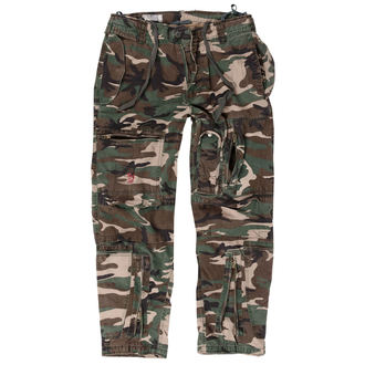 Pantaloni Uomo SURPLUS - INFANTRY CARGO - Woodle. GEW, SURPLUS