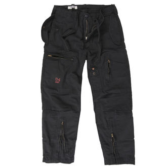 Pantaloni Uomo SURPLUS - INFANTRY CARGO - Nero GE, SURPLUS
