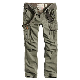 pantaloni SURPLUS - PREMIUM SLIMMY - OLIV GEWAS, SURPLUS
