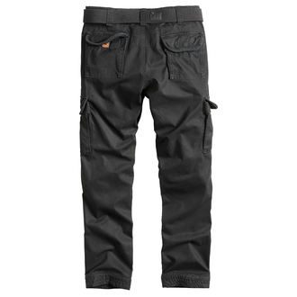 pantaloni SURPLUS - PREMIUM SLIMMY - Nero GE, SURPLUS