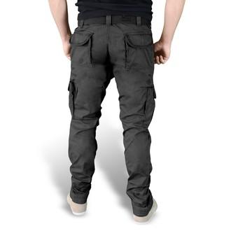 pantaloni SURPLUS - PREMIUM SLIMMY - Nero GE, SURPLUS
