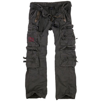 pantaloni SURPLUS - ROYAL TRAVELER - REALE / NERO, SURPLUS