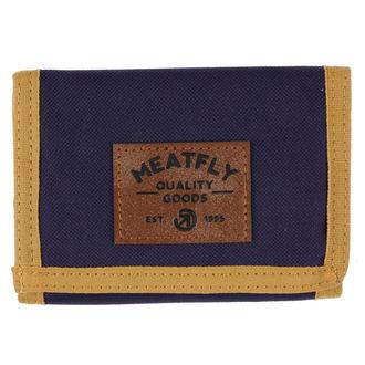 Portafoglio MEATFLY - Jules - Blu, Marrone, verde, MEATFLY