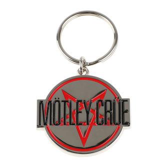 portachiavi ad anello (Pendente) Mötley Crüe - ROCK OFF, ROCK OFF, Mötley Crüe