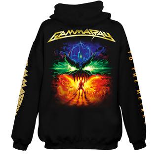 felpa con capuccio uomo Gamma Ray -, ART WORX, Gamma Ray