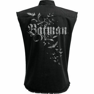 Samanicato da uomo (gilet) SPIRAL - Batman - GOTHIC - Nero, SPIRAL, Batman