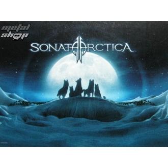 bandiera Sonata Arctica - Iced, HEART ROCK, Sonata Arctica