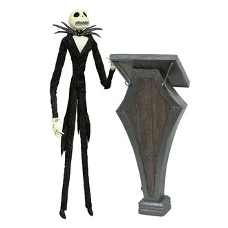 figura Nightmare before Christmas - Jack, NIGHTMARE BEFORE CHRISTMAS