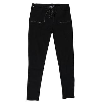 Pantaloni unisex KILLSTAR - Diablo Jeans - NERO, KILLSTAR