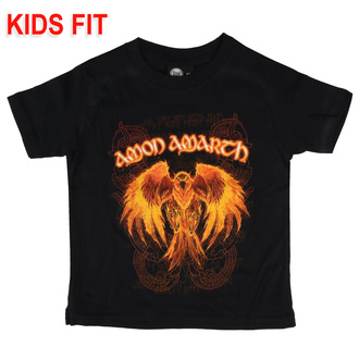 Maglietta da bambini Amon Amarth - Burning Eagle - Metal-Kids, Metal-Kids, Amon Amarth