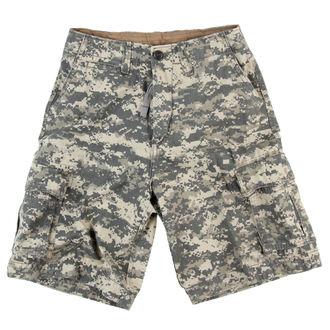 pantaloncini uomo ROTHCO - VINTAGE FANTERIA - ACU DIGITALE, ROTHCO