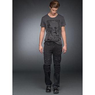 pantaloni QUEEN OF DARKNESS, QUEEN OF DARKNESS