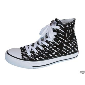 scarpe da ginnastica alte donna - Alpha High Gunshow - ROGUE STATUS, ROGUE STATUS