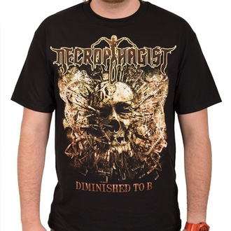 t-shirt metal uomo NECROPHAGIST - Diminished - INDIEMERCH, INDIEMERCH, Necrophagist