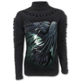 t-shirt donna - SHADOW RAVEN - SPIRAL, SPIRAL