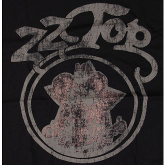 t-shirt metal uomo ZZ-Top - Outlaw - BRAVADO EU, BRAVADO EU, ZZ-Top