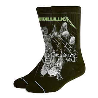 Calzini Metallica - AJFA Black - RTMTLSOBAJFA