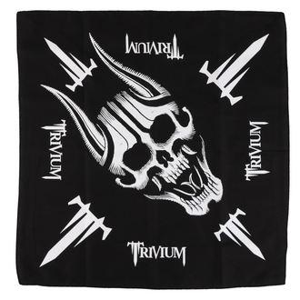 sciarpa TRIVIUM - SCREAMING SKULL - RAZAMATAZ, RAZAMATAZ, Trivium