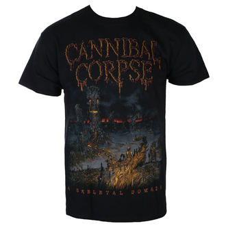 t-shirt metal uomo Cannibal Corpse - SKELETAL-SUMMER 2016 - Just Say Rock, Just Say Rock, Cannibal Corpse