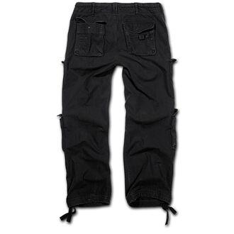 pantaloni uomo BRANDIT - Pure Vintage Trouser Nero, BRANDIT