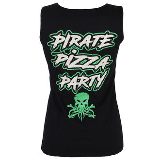 top donne Alestorm - Pirate Pizza Party - ART WORX, ART WORX, Alestorm