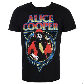 t-shirt metal uomo Alice Cooper - Snake Skin - ROCK OFF, ROCK OFF, Alice Cooper
