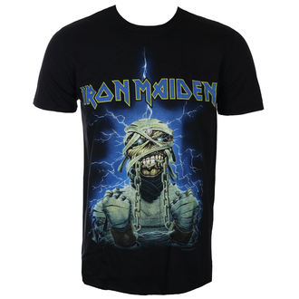 t-shirt metal uomo Iron Maiden - Powerslave Mummy - ROCK OFF, ROCK OFF, Iron Maiden