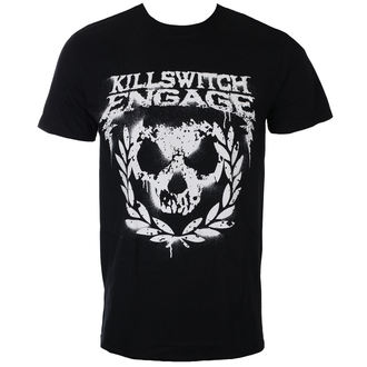 t-shirt metal uomo Killswitch Engage - Skull Spraypaint - ROCK OFF, ROCK OFF, Killswitch Engage