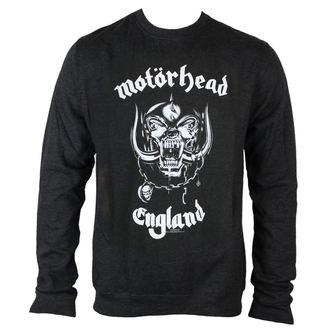 felpa senza cappuccio uomo Motörhead - England - ROCK OFF, ROCK OFF, Motörhead