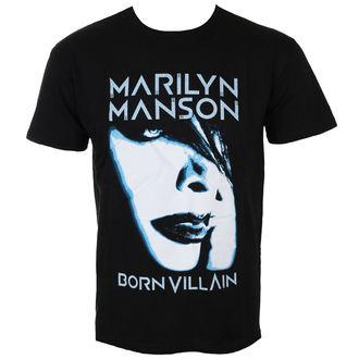 t-shirt metal uomo Marilyn Manson - Born Villain - ROCK OFF, ROCK OFF, Marilyn Manson