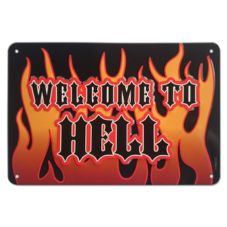 Segnale Welcome to Hell - Rockbites, Rockbites