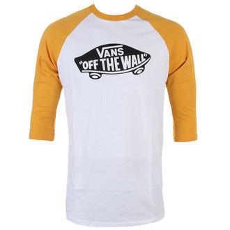 t-shirt street uomo - OTW RAGLAN - VANS, VANS
