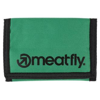 Portafoglio MEATFLY - Vega - verde, Nero, MEATFLY