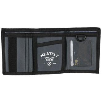 Portafoglio MEATFLY - Vega - Binario Camo Stampare, MEATFLY