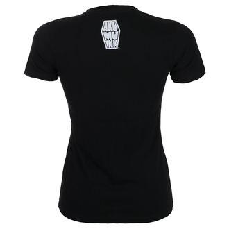 t-shirt hardcore donna - The Necromancer - Akumu Ink, Akumu Ink