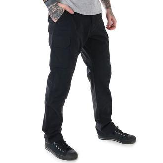 pantaloni FOX - Pit Slambozo Tech Cargo - Nero, FOX