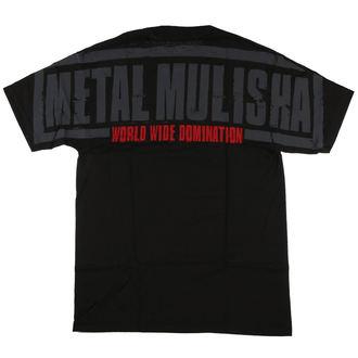 t-shirt street uomo - PRINT - METAL MULISHA, METAL MULISHA