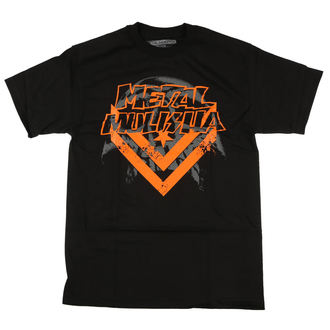 t-shirt street uomo - DARKNESS - METAL MULISHA, METAL MULISHA