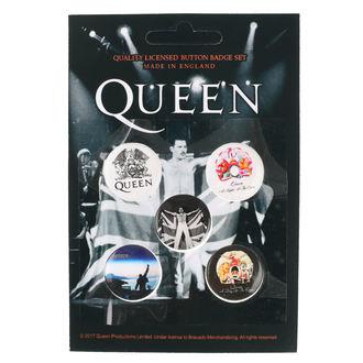 Distintivi Queen - RAZAMATAZ, RAZAMATAZ, Queen