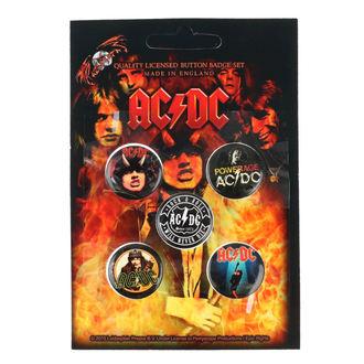 Distintivi  AC  /  DC  - RAZAMATAZ, RAZAMATAZ, AC-DC