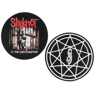 Copri grammofono - 2 pezzi - Slipknot - RAZAMATAZ, RAZAMATAZ, Slipknot