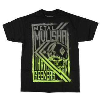 t-shirt street uomo - THRILL - METAL MULISHA, METAL MULISHA