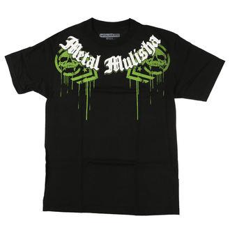 t-shirt street uomo - COLLAR - METAL MULISHA, METAL MULISHA