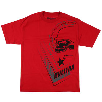 t-shirt street uomo - STRETCH - METAL MULISHA, METAL MULISHA