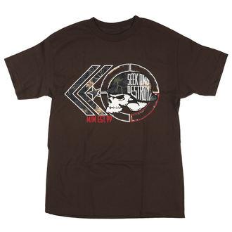 maglietta uomini METAL MULISHA - NIGHT WATCH, METAL MULISHA