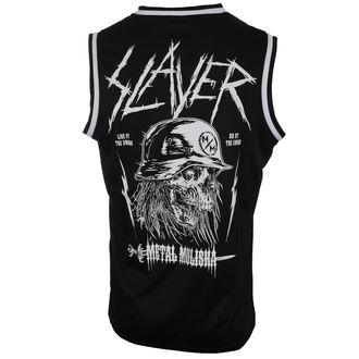 Superiore Uomo (pallacanestro maglia) METAL MULISHA - SWORD SLAYER, METAL MULISHA, Slayer