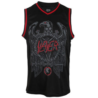 Superiore Uomo (pallacanestro maglia) METAL MULISHA - SLAYER, METAL MULISHA, Slayer