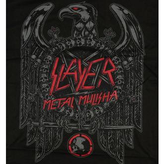 t-shirt metal uomo Slayer - EAGLE SLAYER - METAL MULISHA