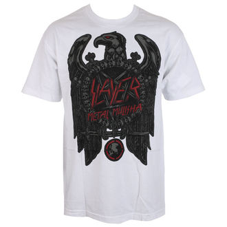 t-shirt metal uomo Slayer - EAGLE SLAYER - METAL MULISHA, METAL MULISHA, Slayer